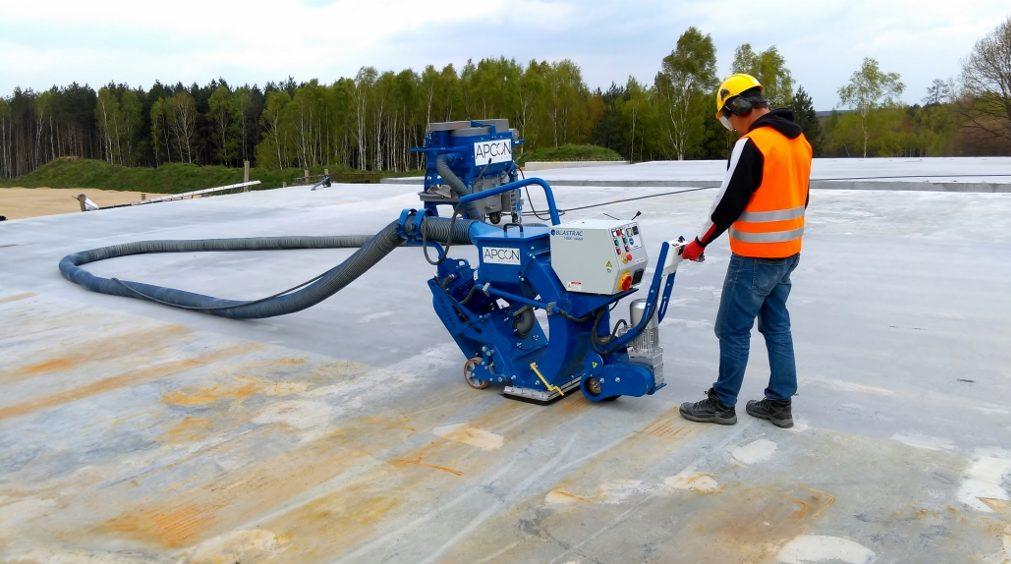 Mobilne systemy obróbki betonu - Dla budownictwa infrastrukturalnego i przemysłu
